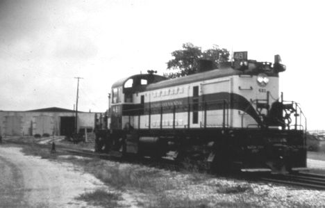 DM 481 at Tawas City